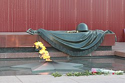 Moscow Tomb of the Unknown Soldier‎