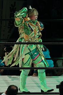 Dynamite Kansai Japanese professional wrestler