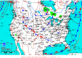 2015-10-15 Surface Weather Map NOAA.png