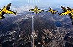 2015.2.25 공군 특수비행팀 블랙이글 Black Eagles of ROK AirForce (16523660928).jpg