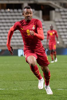 Image illustrative de l'article Jordan Ayew