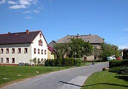 Lindenstraße in Burkau