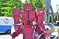 2015 Fremont Solstice parade - Transformer 02 (19129516360).jpg