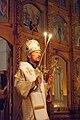 2016-07-22 23-49. Епископ Вениамин (Тупеко) в Спасо-Преображенском соборе Заславля.jpg