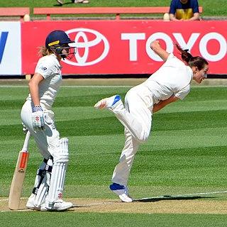 Megan Schutt International cricketer