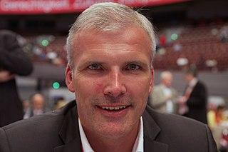 Andreas Bausewein German politician and mayor of Erfurt