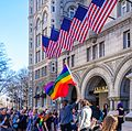 2017.02.19 Lgbtqi+ Makeout at Trump Hotel, Washington, DC USA 01002 (32971924296).jpg