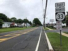 New Jersey Route 33 - Wikipedia