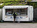 2018-06-14 The Lobster Pot seafood stall, Back Street, Mundesley.JPG