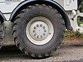 2018-08-25 (106) Mitas tire of Caterpillar grader in Frankenfels, Austria.jpg