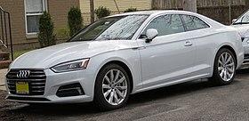 2018 Audi A5 2.0T Quattro Front 4.6.18
