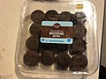 2019-12-17 08 05 11 A container of Wellsley Farms Decadent Brownie Bites in the Dulles section of Sterling, Loudoun County, Virginia.jpg