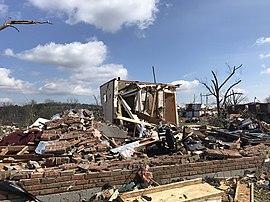 2020-03-03 Nashville Tennessee EF3 -tornado-vahinko 3.jpg