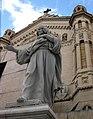 205 Sant Esteve de Nicea davant la Catedral.jpg