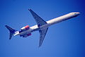 208ai - Scandinavian Airlines MD-90-30, SE-DMG@LHR,22.02.2003 - Flickr - Aero Icarus.jpg
