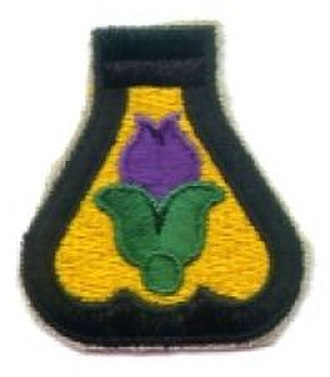 21st Cavalry Division (United States) - Shoulder Sleeve Insignia
