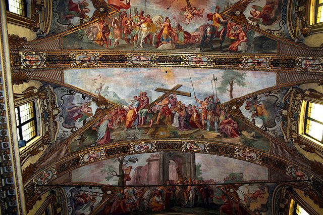 File 2355 milano sant 39 antonio abate soffitto foto for Arredo bimbo sant antonio abate