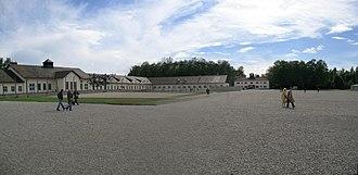 Appellplatz - Appellplatz at Dachau concentration camp (2007)