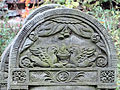 251012 Detail of tombstones at Jewish Cemetery in Warsaw - 26.jpg