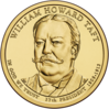 27 William Howard Taft 2000
