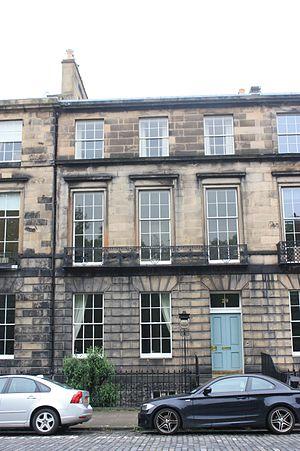 William Newbigging - 29 Heriot Row, Edinburgh