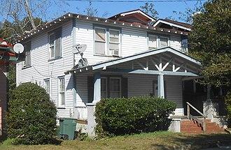 Louis D. Rubin Jr. - The Rubins lived at 2 North Allan Park, Charleston, South Carolina during the 1920s.