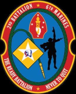 2nd Battalion, 6th Marines