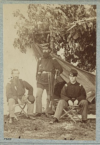 2nd Rhode Island Infantry - 2nd R.I. Infantry soldiers