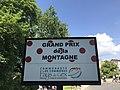 2e étape du Tour de l'Ain 2018 - ascension de la Côte de Mérignat - 1.JPG