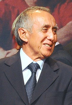 Luis Eyzaguirre - in 2012
