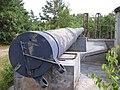 305 mm spare barrel in Kuivasaari.JPG