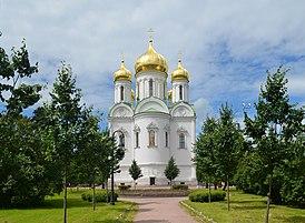 Воссозданный Екатерининский собор