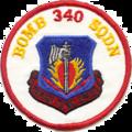 340th Bombardment Squadron - SAC - Emblem.png