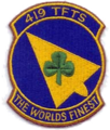 419th Tactical Fighter Training Squadron - Emblem.png