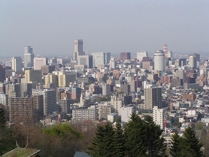 4 Chome Sakaigawa, Ch%C5%AB%C5%8D-ku, Sapporo-shi, Hokkaid%C5%8D 064-0943, Japan - panoramio.jpg