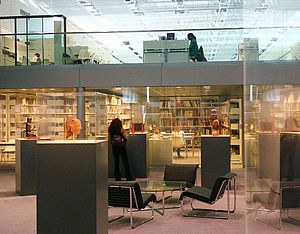 The Sainsbury Research Centre Library