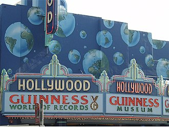 Guinness World Records - Guinness Museum in Hollywood