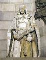 69 Lluís de Santàngel, de Josep Gamot, Monument a Colom.jpg