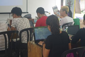 6th Waray Wikipedia Edit-a-thon 18.jpg
