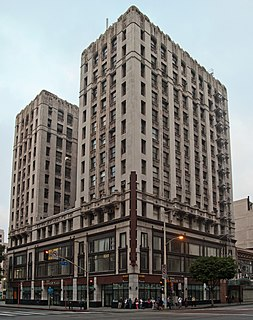 Foreman & Clark Building