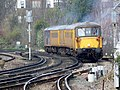 73212 Fiona and 73205 Jeanette at Hither Green (12645405063).jpg