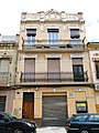 734 Edifici al c. Josep Benlliure 232, el Cabanyal (València).jpg