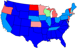 United States House of Representatives elections, 1934 - Image: 74 us house membership