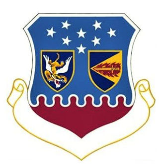 835th Air Division - Image: 835thad emblem