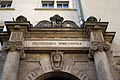 89viki Politechnika Wrocławska - budynki od ul. Smoluchowskiego. Foto Barbara Maliszewska.jpg