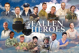 United States Air Force Office of Special Investigations - Image: AFOSI Fallen Heroes
