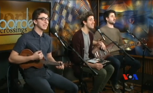AJR (band) on VOA.png