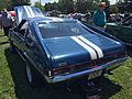 AMC AMX two-seat muscle GT-type car at 2015 Macungie show 2of2.jpg