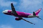 APJ A320-200 take off from R-W06R. (8089999962).jpg