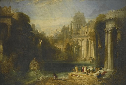 A City of Ancient Greece by William Linton